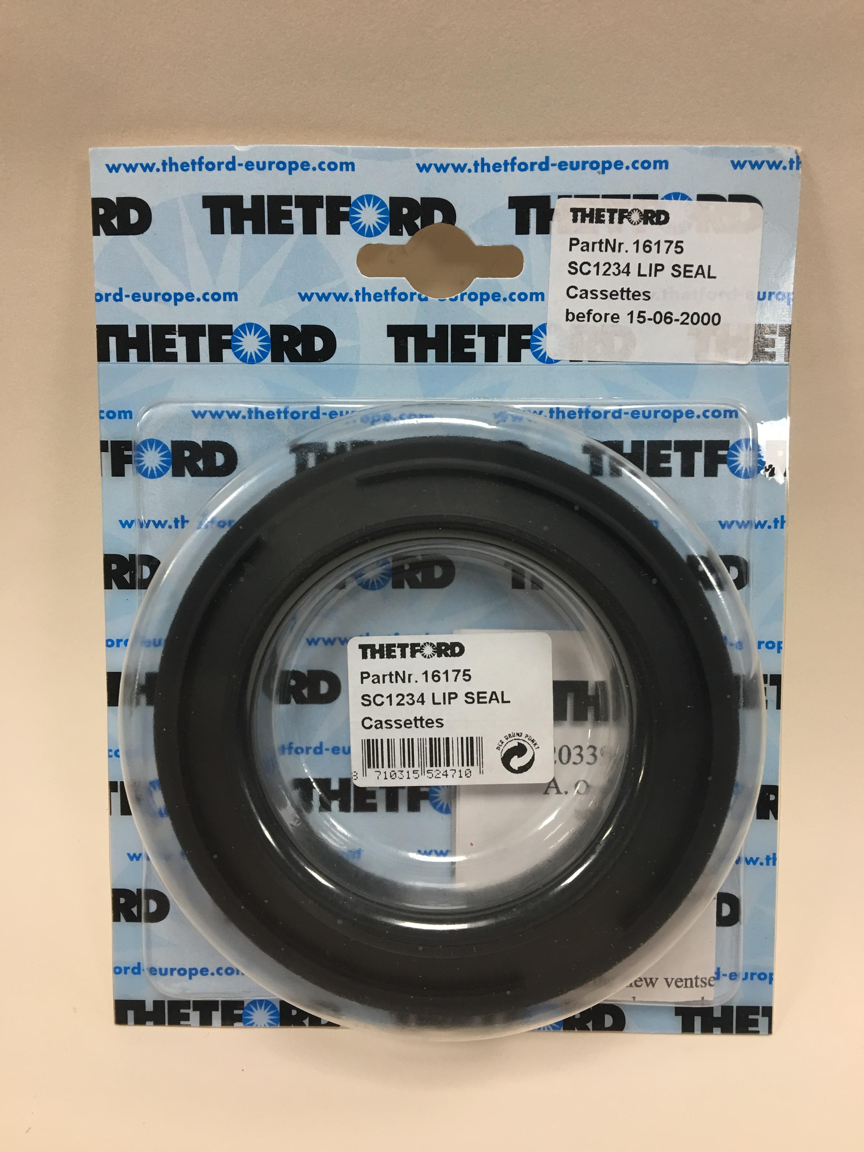Thetford Cassette Lip Seal Pre June 200 Cassette Toilet